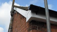 New PVC fascias, soffits, barge boards and gutters