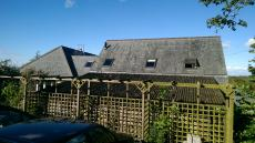 Office new build joining barn conversion