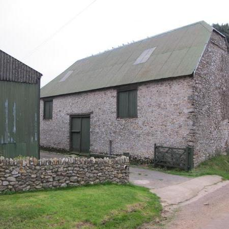 Barn suitable for conversion